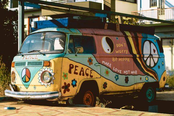 A Brief History of Hippie Culture in San Francisco